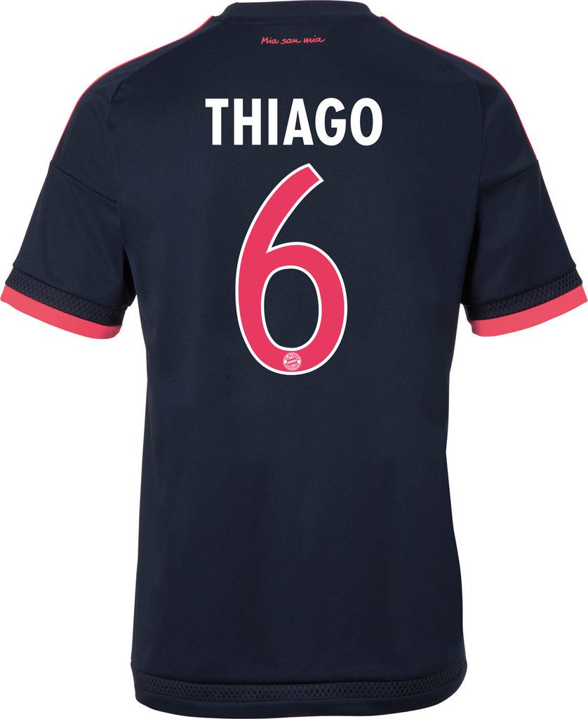 OFFICIEL : BAYERN MUNICH MAILLOT THIRD 2015/2016