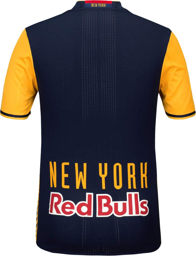 Nouveau maillot 2016 New York Red Bulls