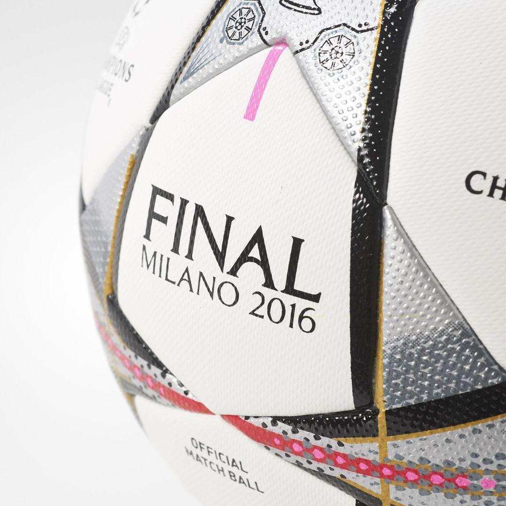 nouveau ballon ligue des champions 2016