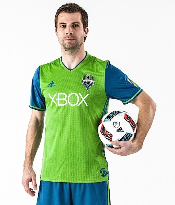 Seattle Sounders new jersey 2016