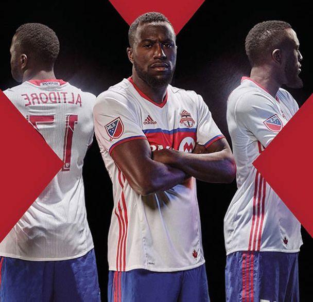 Toronto nouveau maillot MLS