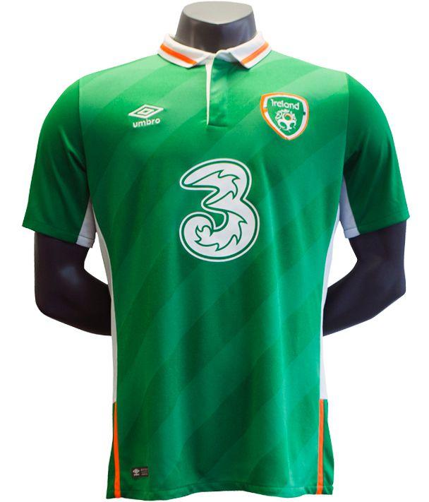 Ireland new kits euro 2016