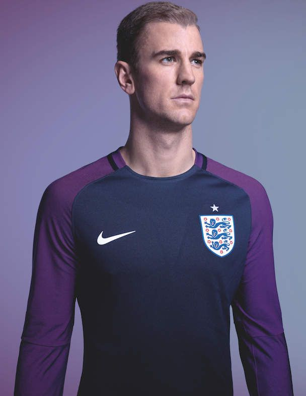 maillots Angleterre Euro 2016 en France