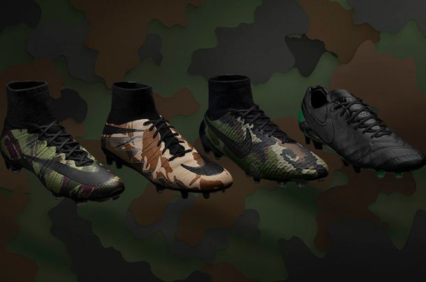 CHAUSSURES : NIKE CAMO PACK 2016