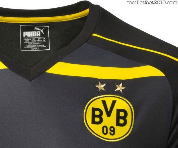 Borussia Dortmund nouveaux maillots 2016 2017