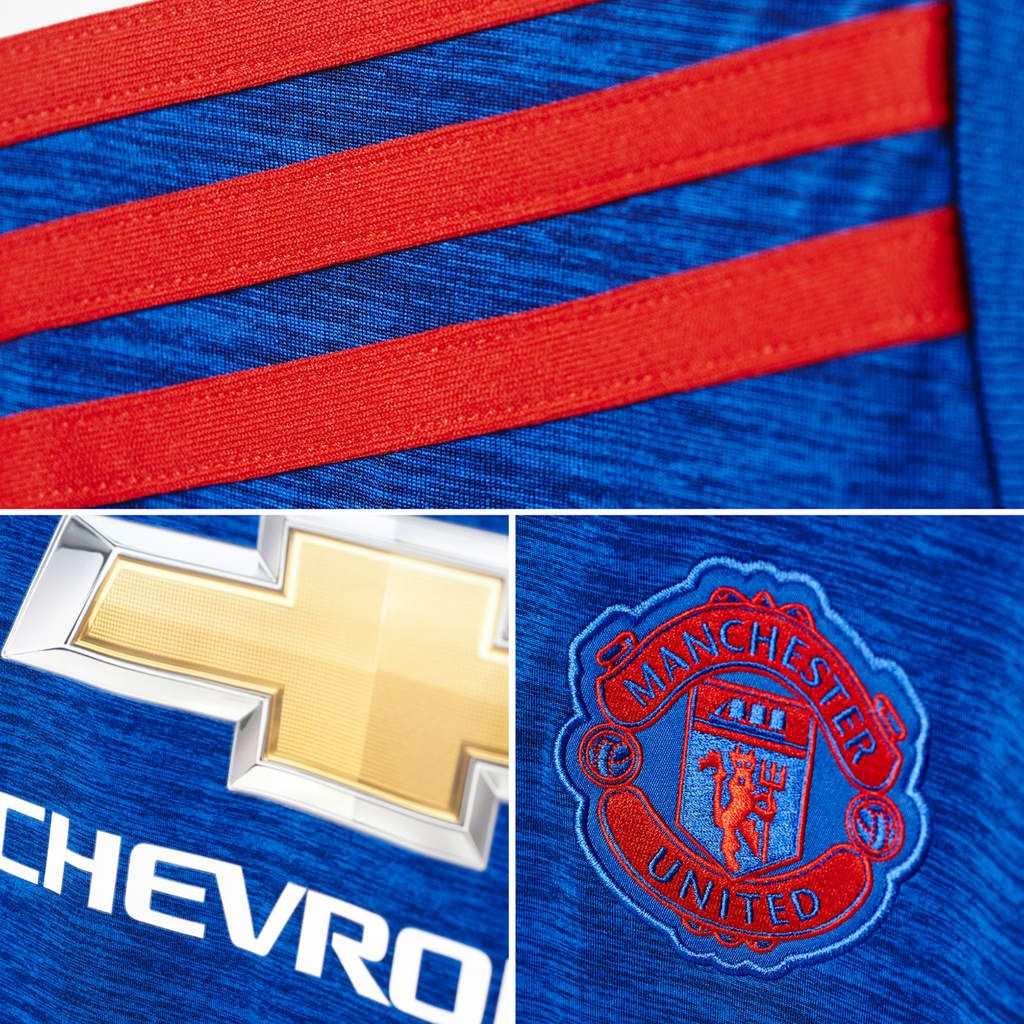 Manchester United maillots 2016 2017