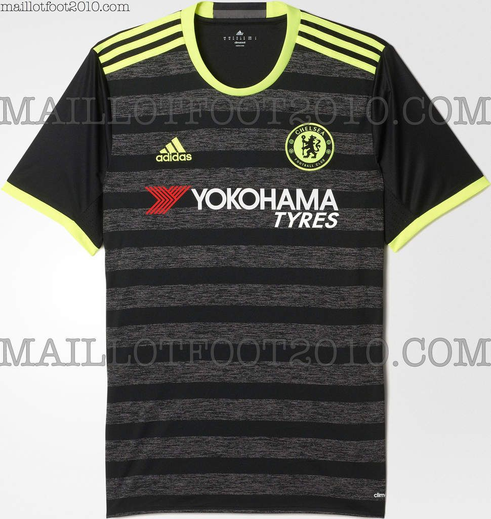 Trikots 2016 17 europ ische ligen internationaler for Maillot chelsea exterieur 2017