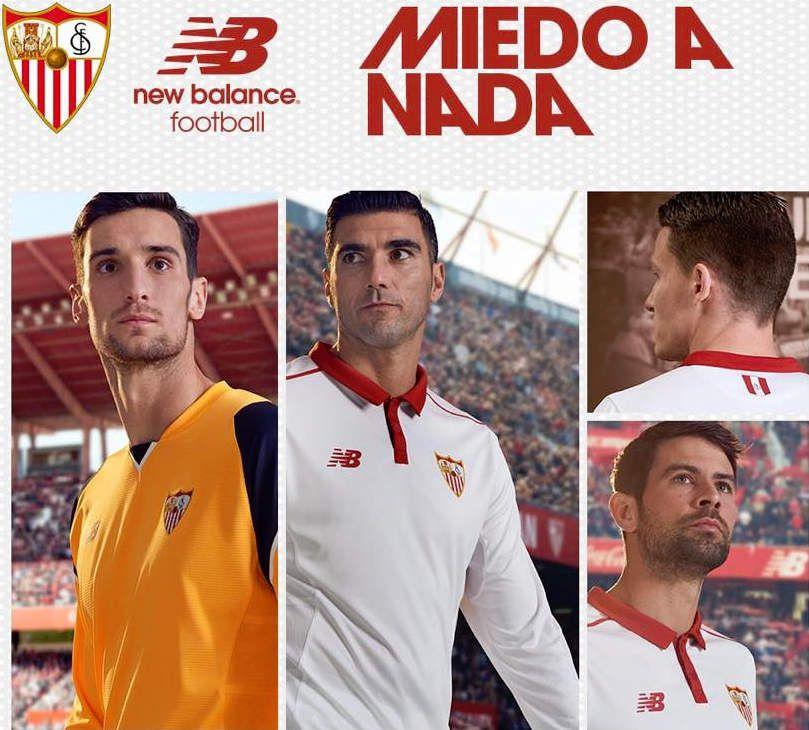 Maillot Extérieur Sevilla FC 2017