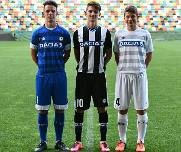 Udinese nuove maglie 2016 2017