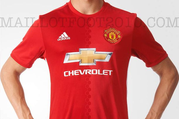 photos adidas manchester united maillot dom 2016 2017. Black Bedroom Furniture Sets. Home Design Ideas