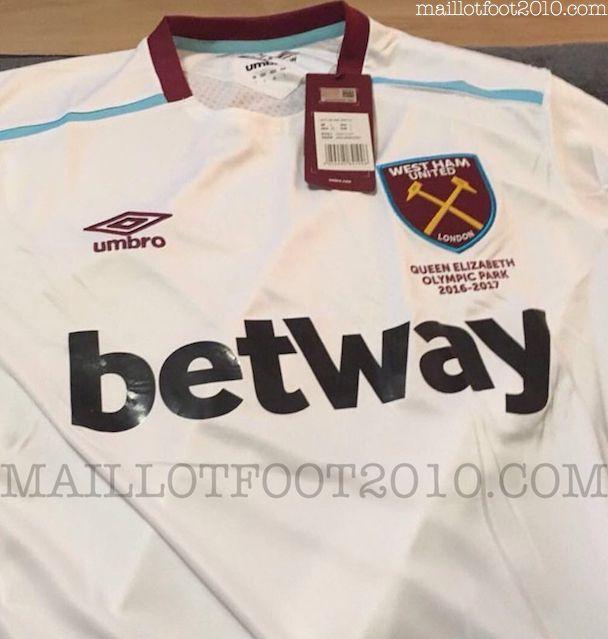 West Ham new kits 2016 2017
