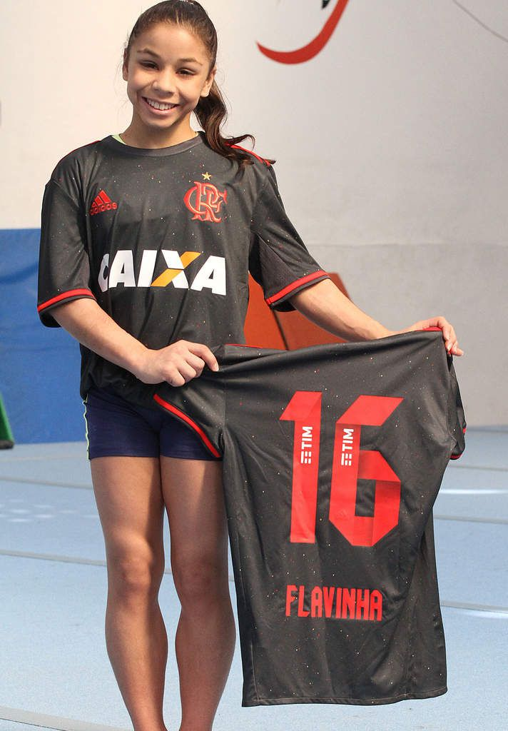 FLAMENGO : MAILLOT PARTICULIER 2016