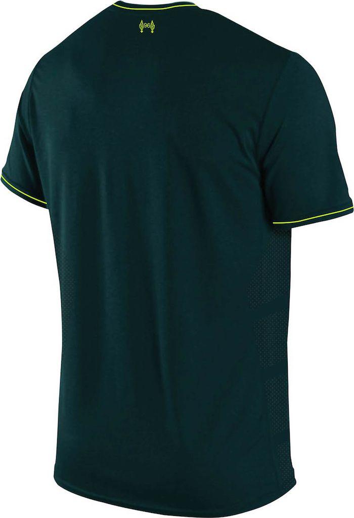 Liverpool nouveau maillot third 2017