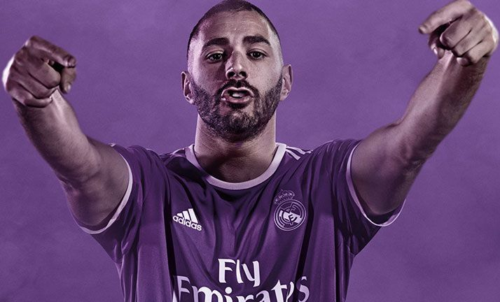 OFFICIEL : REAL MADRID MAILLOTS 2016/2017