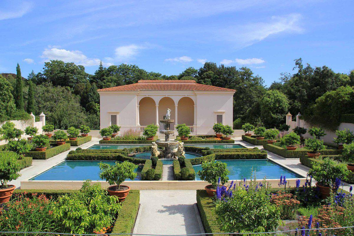Vers new plymouth les aventures de poupoule et ben au for Jardin italien