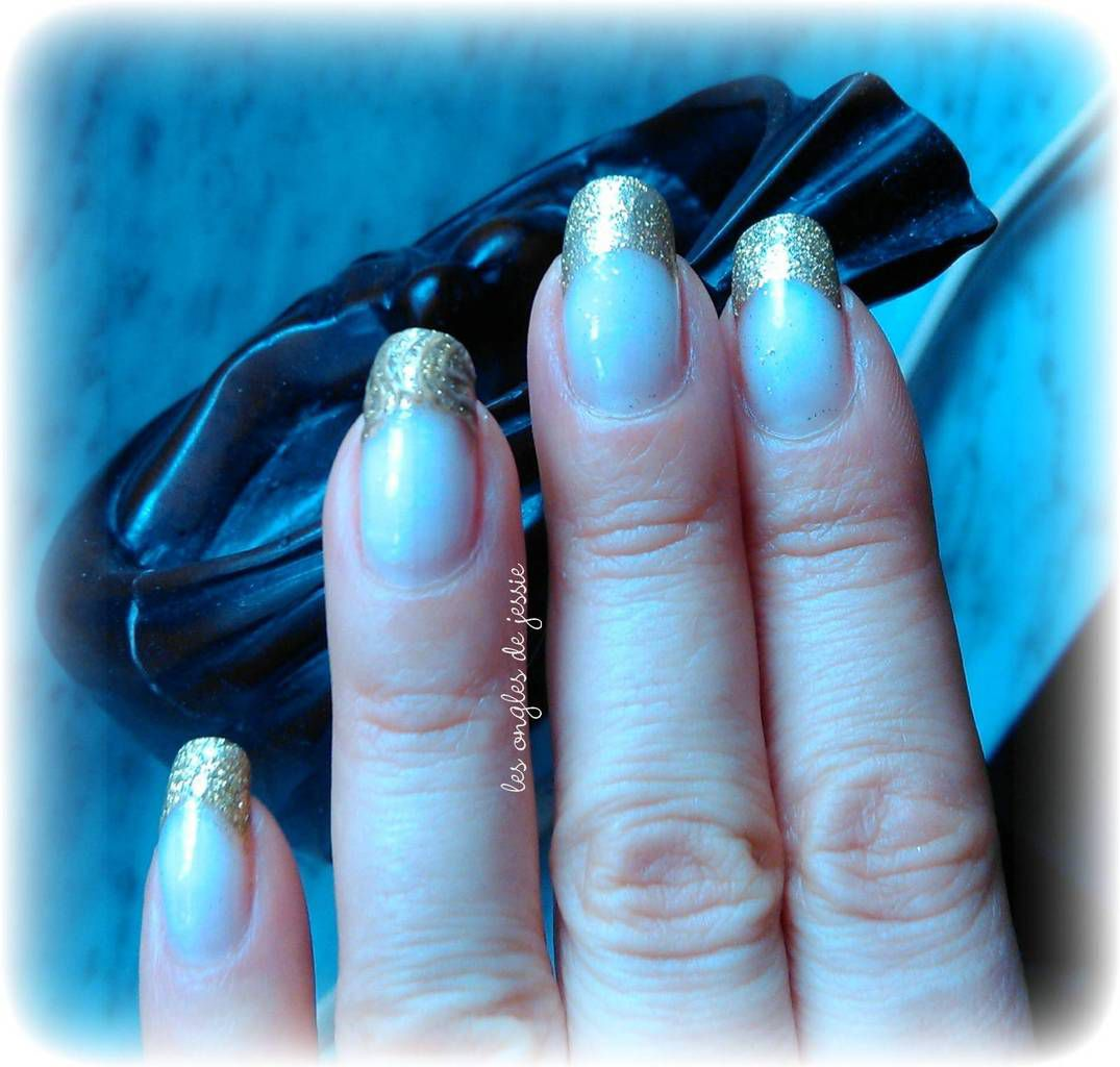 french paillettes d'or