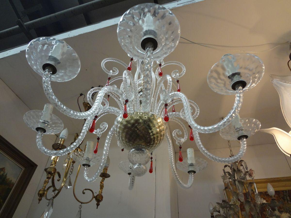 Murano (verrerie italienne) .......... et autres