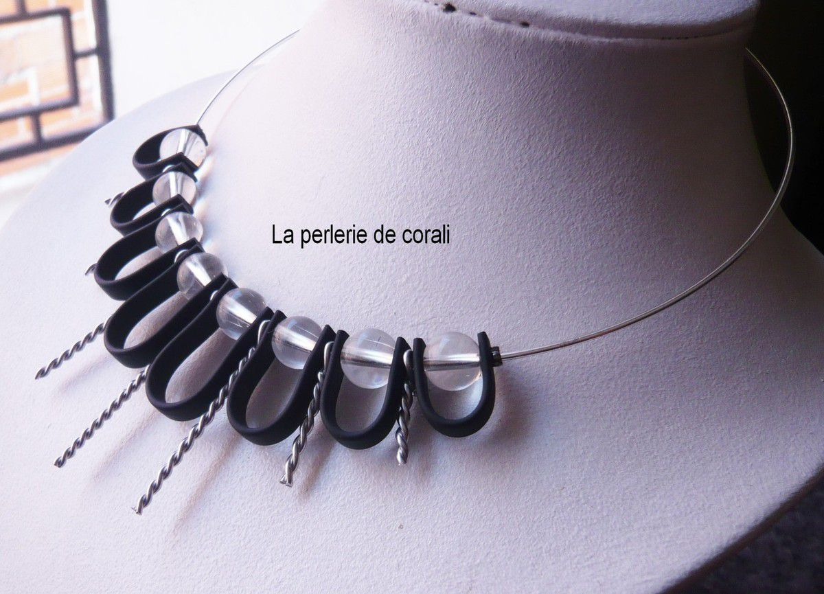 Collier Rock&amp&#x3B;Chic