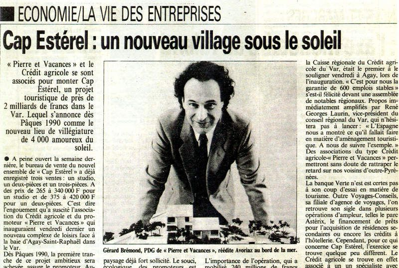 Le Quotidien de Paris - 30 mai 1988
