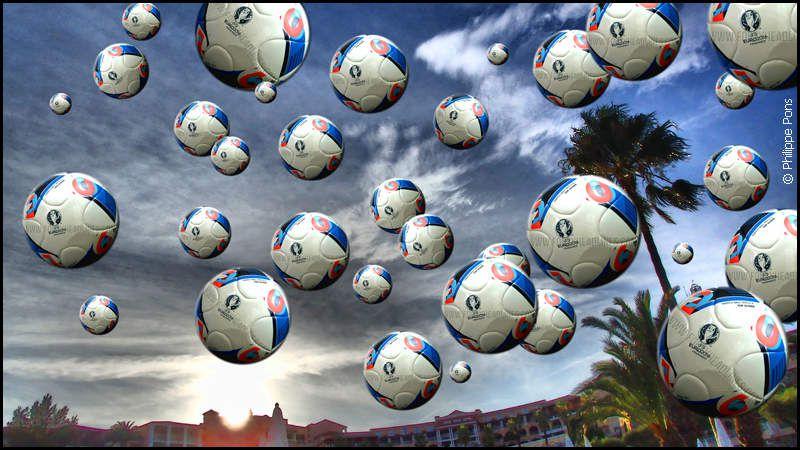 l'Euro 2016 à Cap Esterel