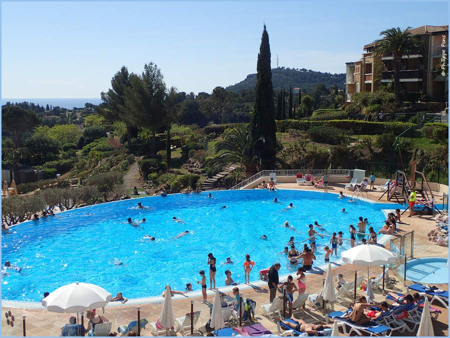 Piscine du Grand Bleu le 22 Avril 2016