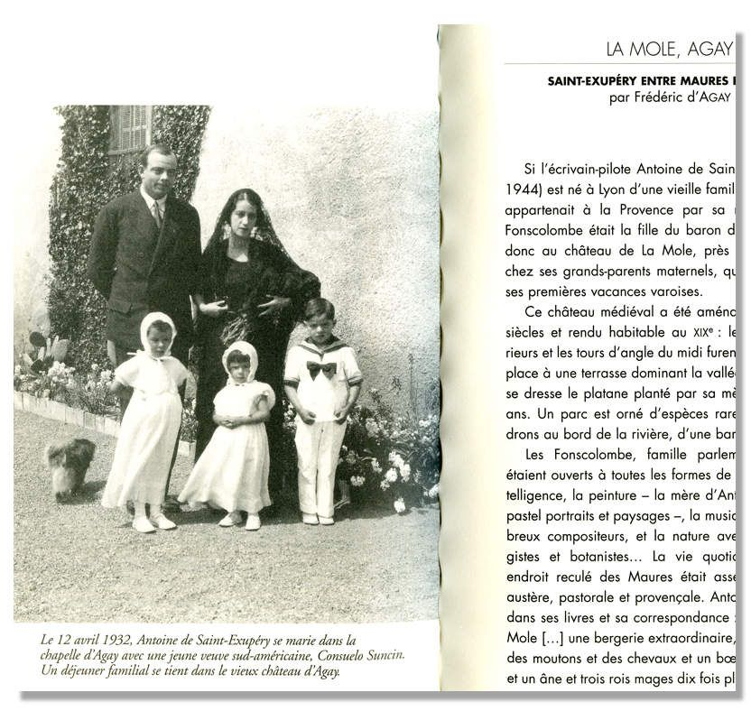 Balade dans le Var  -  Editions Alexandrines  -  pages 70/71