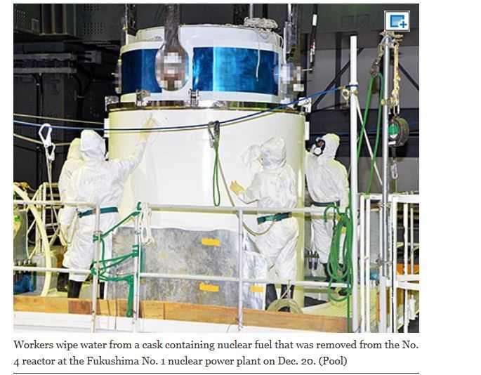 TEPCO's safe and steady mantra