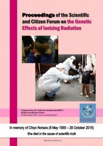 Independent WHO: Genetic effects of radiation