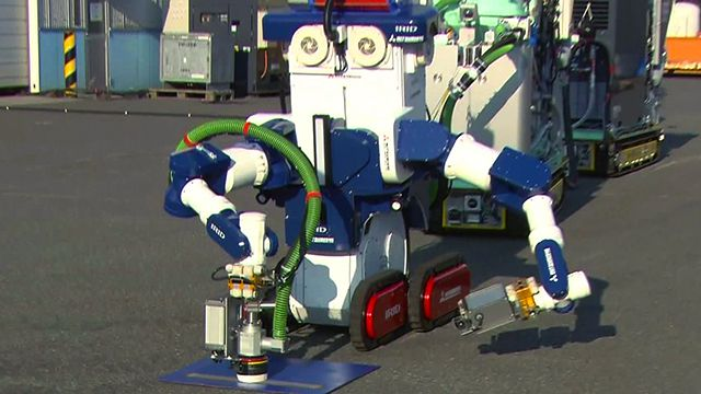 New decontamination robot (2)