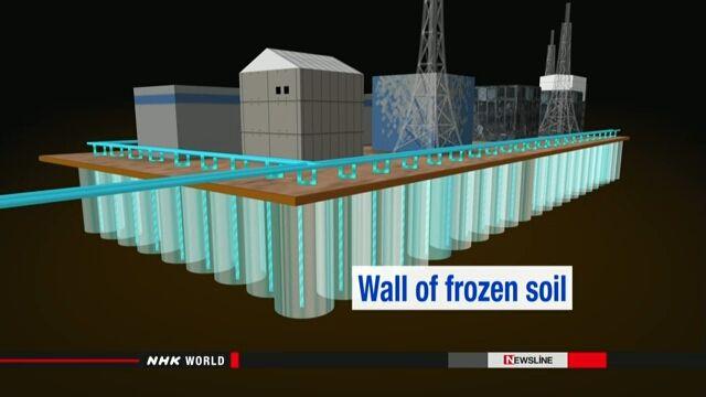 Finish the icewall?