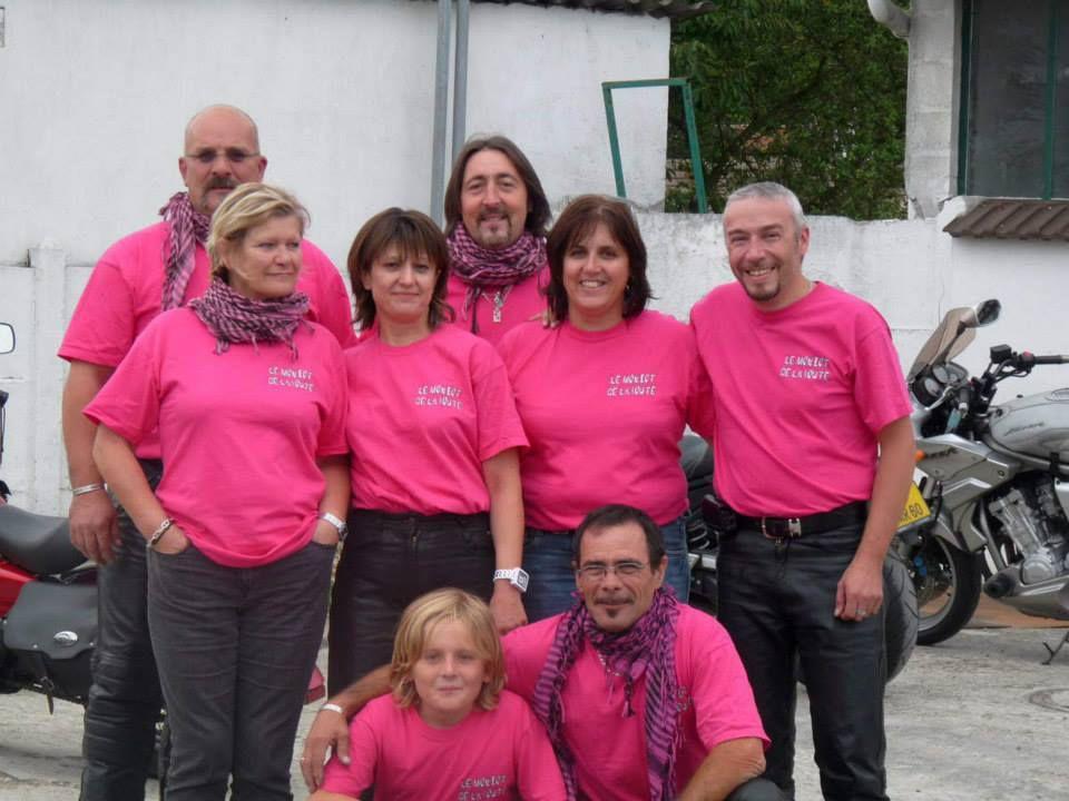 """Les """"Moniots de la Route"""" en septembre 2009...."""