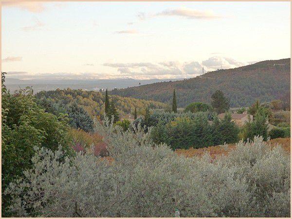 Sous le ciel de Provence..