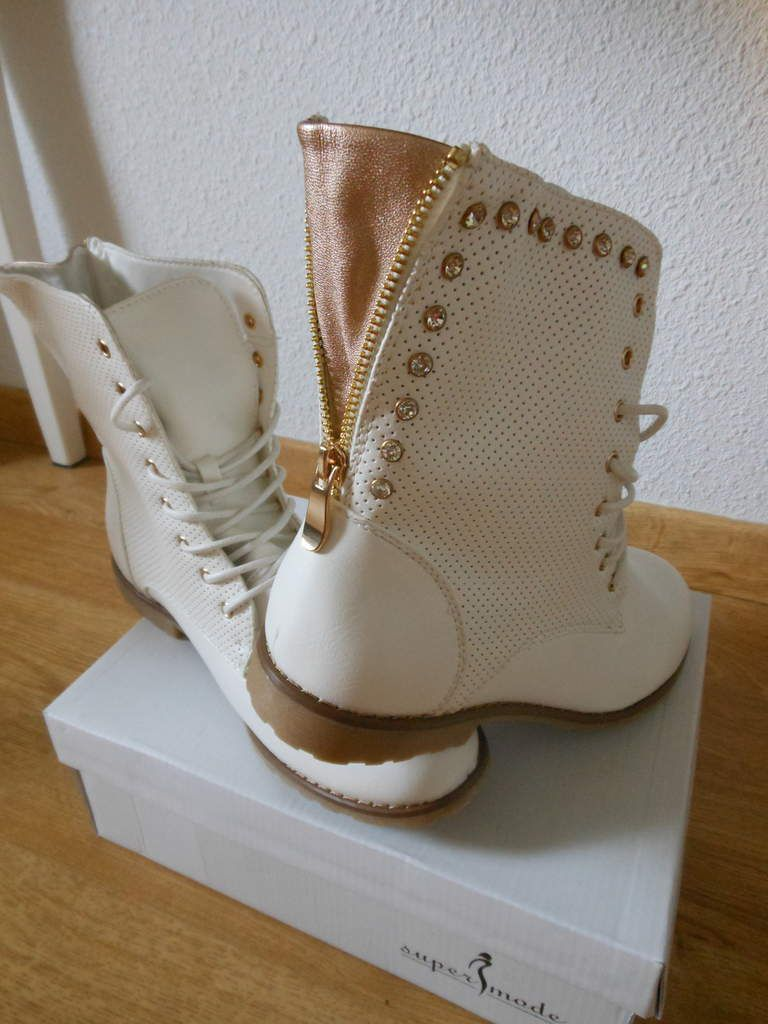 Mes Bottines Blanches