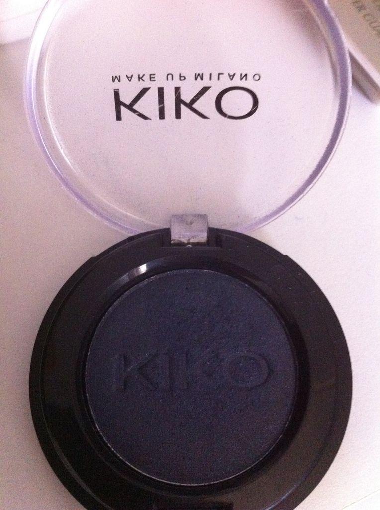 Mon nouveau make up... avec Kiko