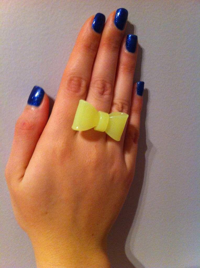 Des noeuds pour mes doigts