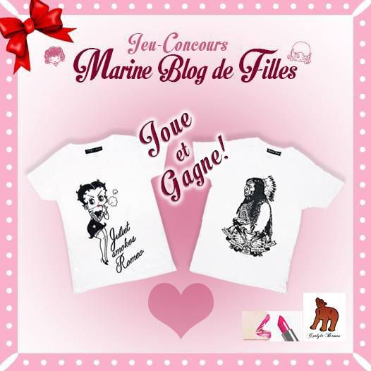 Gagne ton t-shirt Carlyle Brown #concours