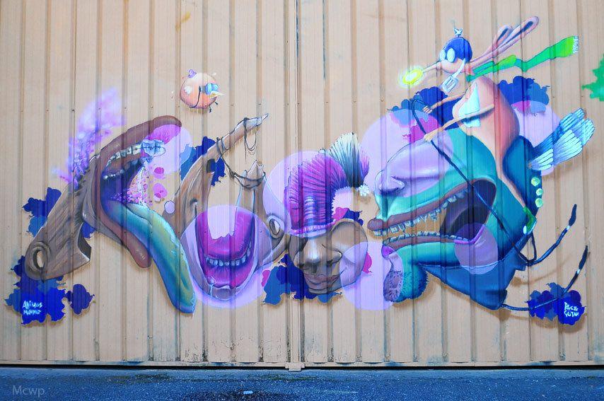 Do It Yourself Graffiti Jam
