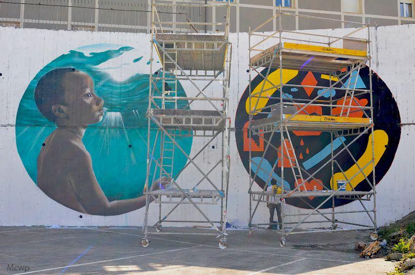 Donostia, Street Art