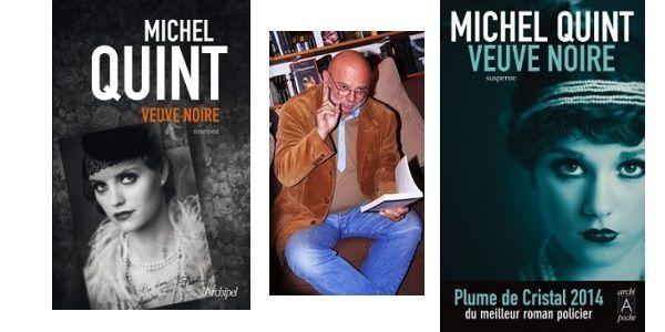 Michel QUINT : Veuve noire.