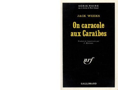 Jack WEEKS : On caracole aux Caraïbes