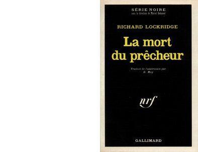 Richard LOCKRIDGE : La mort du prêcheur