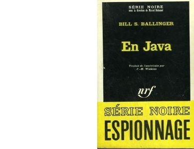 Bill S. BALLINGER : En Java