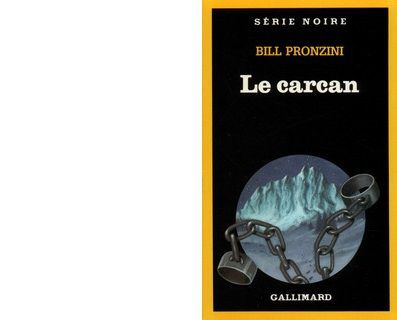 Bill PRONZINI : Le carcan