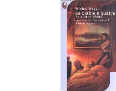 Réédition J'ai Lu collection Fantastique. Le Diable à quatre et autres récits. Mars 2003.