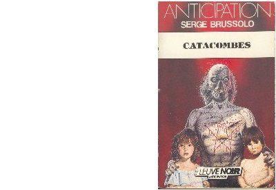 Collection Anticipation du Fleuve Noir, sous le numéro 1491, en 1986.