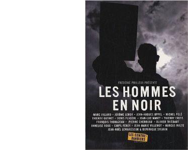 Frédéric PRILLEUX présente…Les hommes en noir.