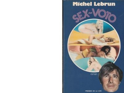 Michel LEBRUN : Sex-voto.