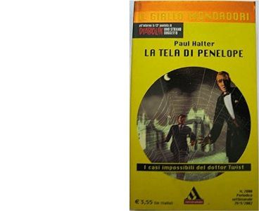 Version italienne. Septembre 2002. Collection Il Giallo Mondadori.
