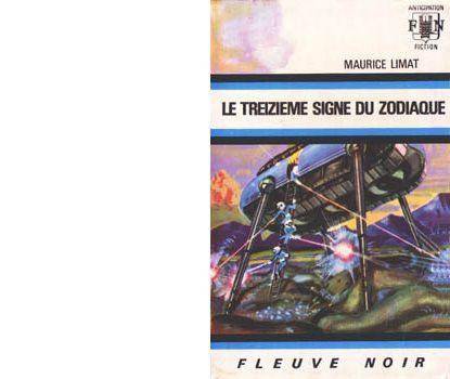 Première édition Collection Anticipation N°379. Editions Fleuve Noir. Parution 1969.