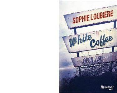 Sophie LOUBIERE : White coffee.